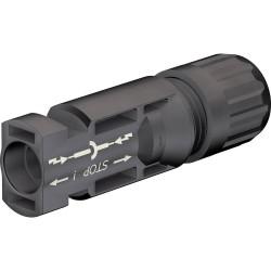 MC4 mâle, 2.5mm2
